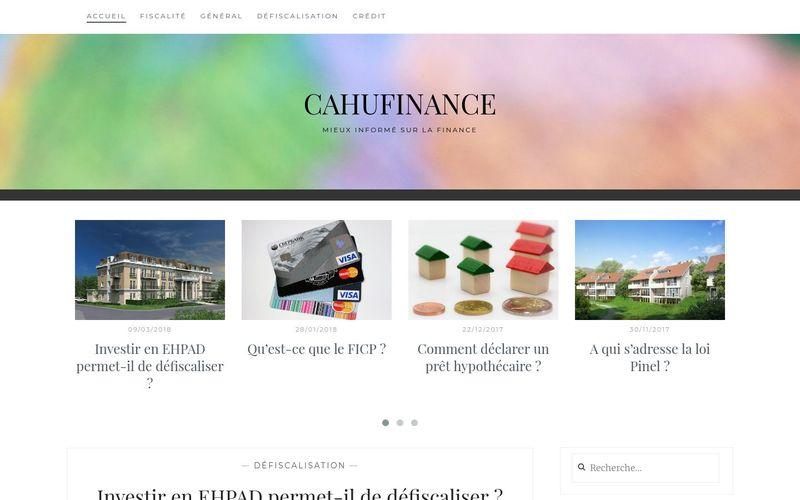 Cahufinance : mieux informé sur la finance