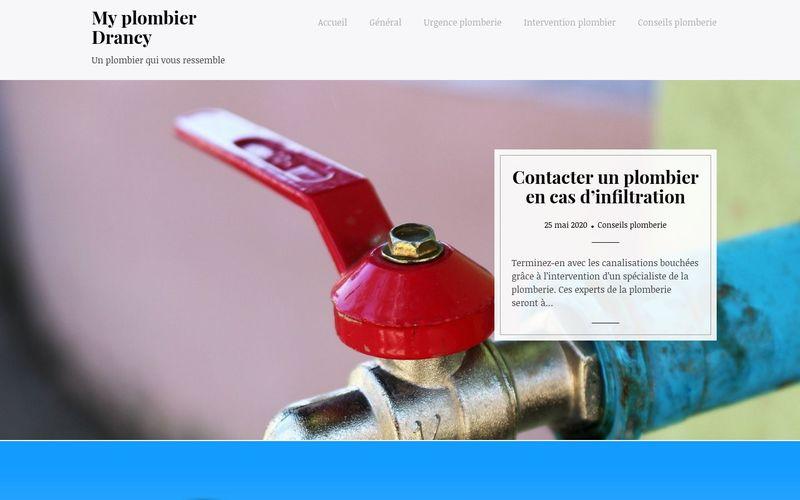 My plombier Drancy - Un plombier qui vous ressemble
